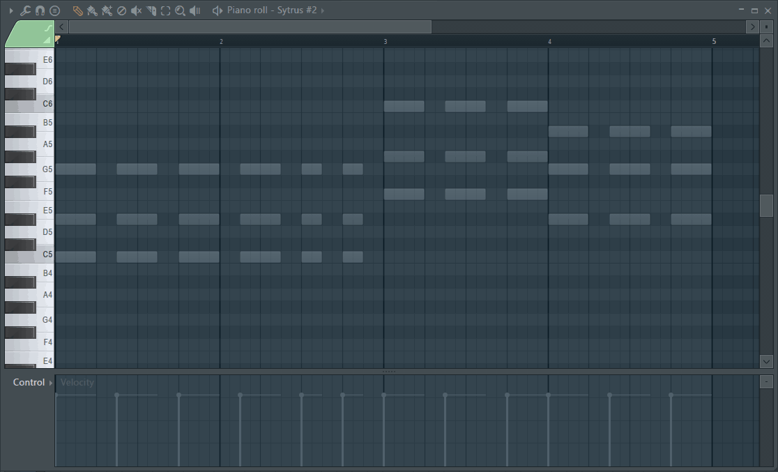 fl studio piano roll scale