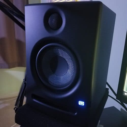 Kevlar makes for some of the best compact studio monitors