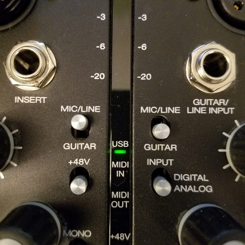 best budget audio interface lone vs instrument