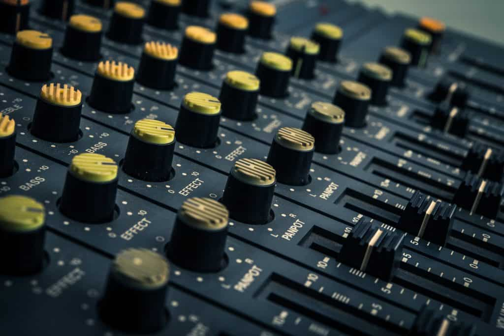 audio interface vs mixer cover photo
