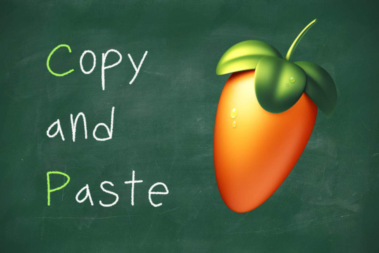 How to Copy and Paste in FL Studio