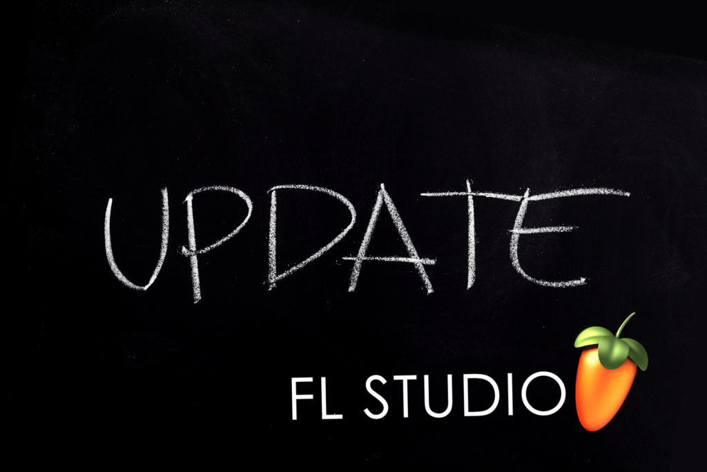 how to update fl studio cover photo