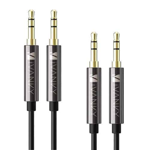 iVanky 3.5mm Aux Audio Cable