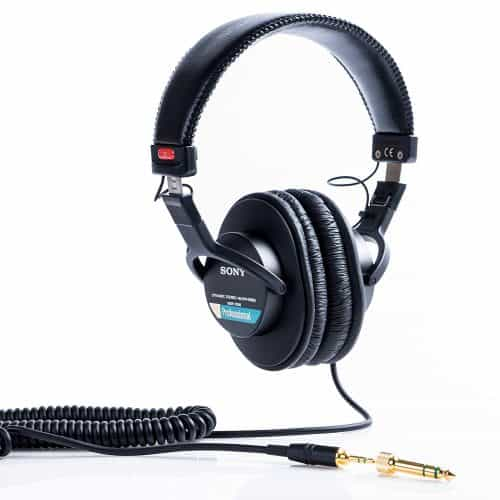 sony mdr-7506 best headphones for music production