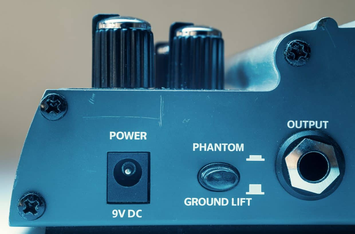 When to Use Phantom Power